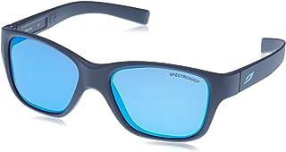 Julbo Turn Gafas de Sol Mixta niño, Gris/Azul