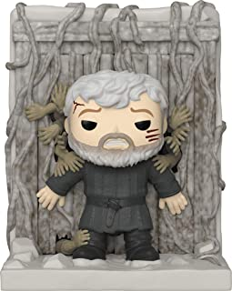 Funko Pop. Deluxe: Juego de Tronos - Hodor Holding The Door, Multicolor
