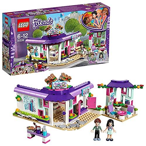 LEGO 41336 Friends Emma'sArtCafé (Discontinued by Manufacturer)