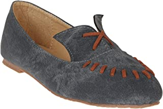 Red Pout Women Grey Shoes