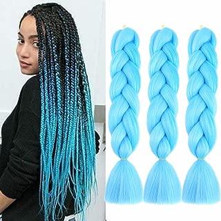 Best 3 in 1 braiding hair Reviews