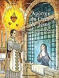 Apôtres du Coeur de Jésus -Sainte Marguerite-Marie et saint Claude La Colombière BD