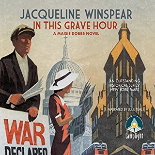 In This Grave Hour audiobook cover art