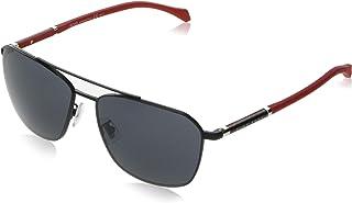 Hugo Boss - Boss 1103/F/S, Gafas de Sol Hombre, negro mate