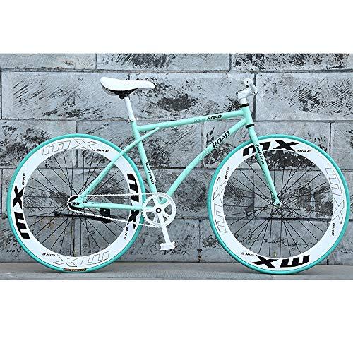 YXWJ El Marco de Acero 26inchCarbon Bicicleta de Carreras de Bicicletas de montaña de Carbono for Bicicleta de Carbono de Alta Bicicleta Bricolaje Completo Bicicleta de Carretera