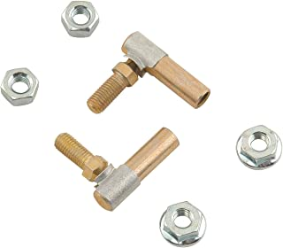 Mr. Gasket 3811G Ball Joint Quick Disconnect Carburetor Linkage Component-Two Per Set