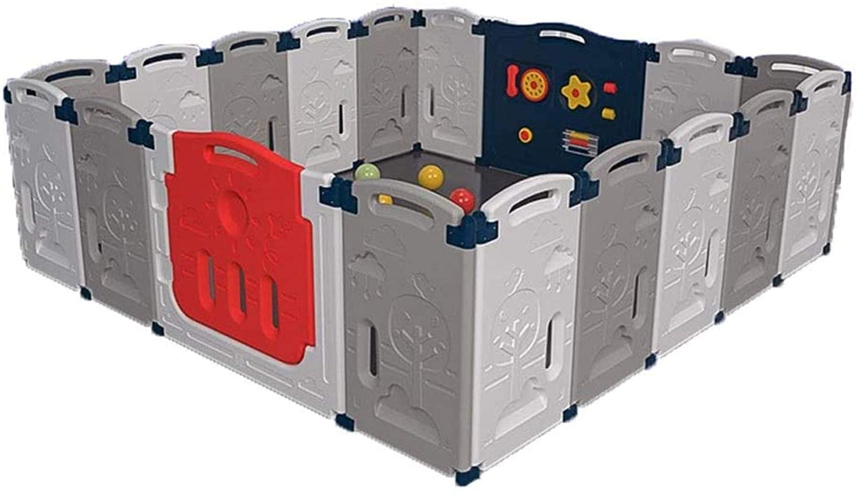 Practical Fence Foldable Max 75% OFF Game Toddler Regular dealer Baby Safety In
