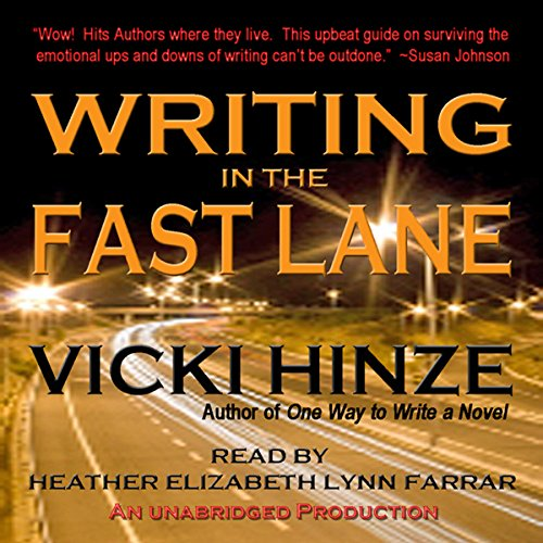 Writing in the Fast Lane cover art