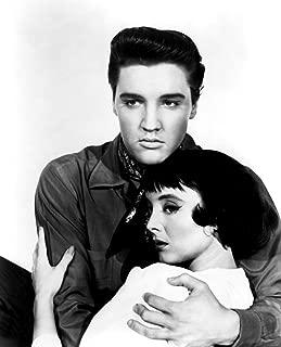 King Creole Elvis Presley Carolyn Jones 1958 Photo Print (16 x 20)