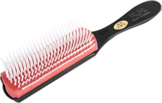 Hair Regrowth Comb, Calm The Nerves Hair Brush Curved Streamline Tooth Comb Massage Salon Combs, All-age for Office Worker...