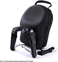 Anself Hard Case Travel Carrying Storage Bag EVA Protective Cover for HTC Vive & for DJI Goggles VR 3D Glasses Data Cables...