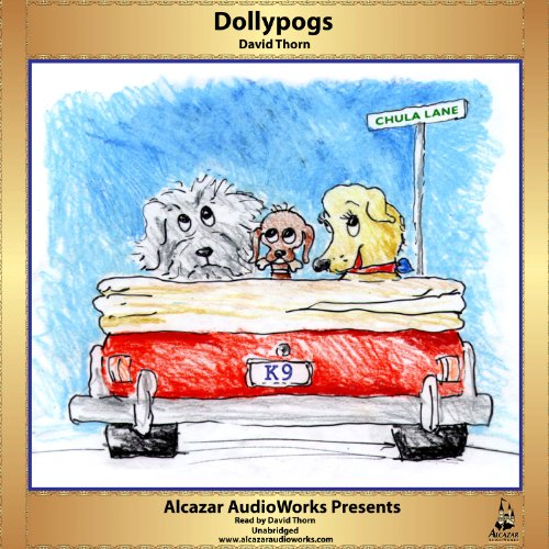 Dollypogs audiobook cover art