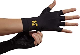 Best CopperJoint Fingerless Compression Gloves – Copper-Infused Designed to Support Your Hands - Rapid Recovery and Pain Relief, All Lifestyles - Pair Review