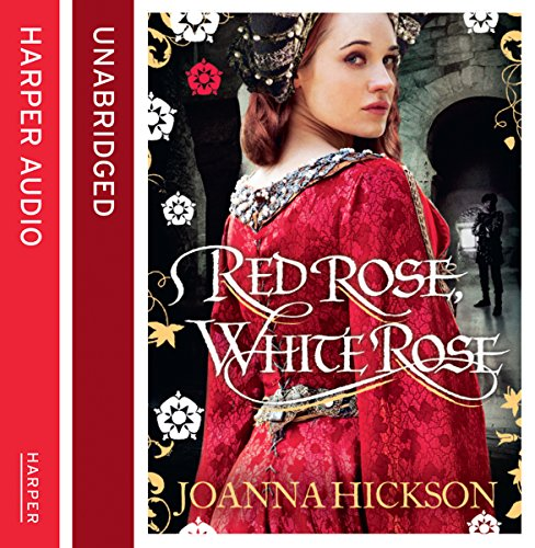 Red Rose, White Rose audiobook cover art