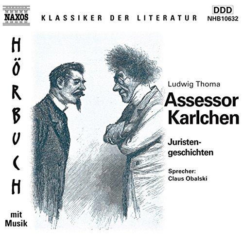 Assessor Karlchen - Juristengeschichten cover art