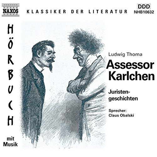 Assessor Karlchen - Juristengeschichten Titelbild