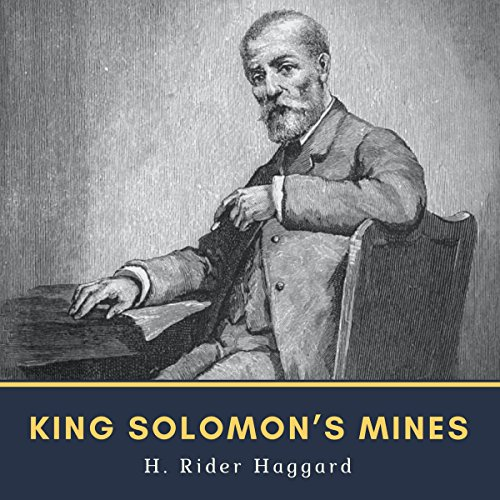 King Solomon's Mines Titelbild