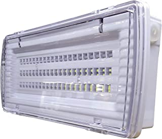 Luz de Emergencia LED estanca 8w. IP65, superficie, 450