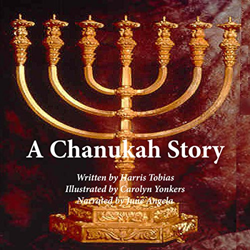 A Chanukah Story audiobook cover art
