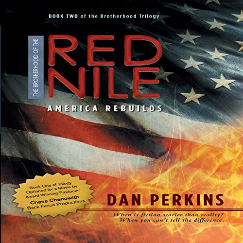 The Brotherhood of the Red Nile: America Rebuilds audiobook cover art
