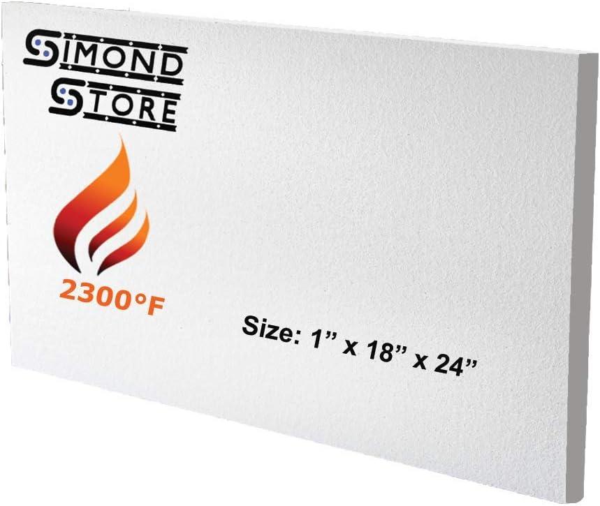 Super beauty product restock quality top! Simond Store Ceramic Fiber Insulation Board 2300 1