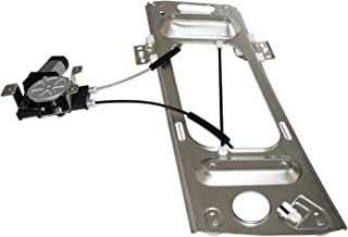 741-810 Front Driver Power Window Regulator and Motor for 1997-2002 Pontiac Grand & 2001-2007 Chevy Monte Carlo