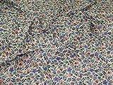 Liberty London Tana Baumwollstoff, Lavendel, Meterware