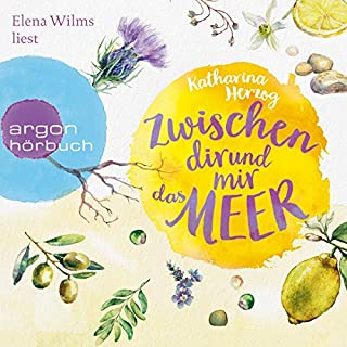 Zwischen dir und mir das Meer                   By:                                                                                                                                 Katharina Herzog                               Narrated by:                                                                                                                                 Elena Wilms                      Length: 8 hrs and 59 mins     Not rated yet     Overall 0.0