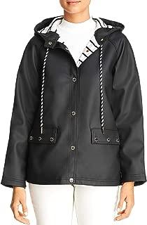 Calvin Klein Women's Snap Front Jacket with Hood