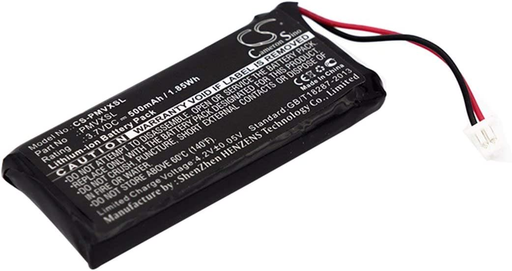 VINTRONS trend Philadelphia Mall rank 650mAh Battery for Companion GPS Magellan