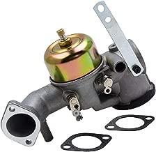 VORIPO Carburetor w/Gaskets fits Briggs & Stratton 252702 252707 253702 253706