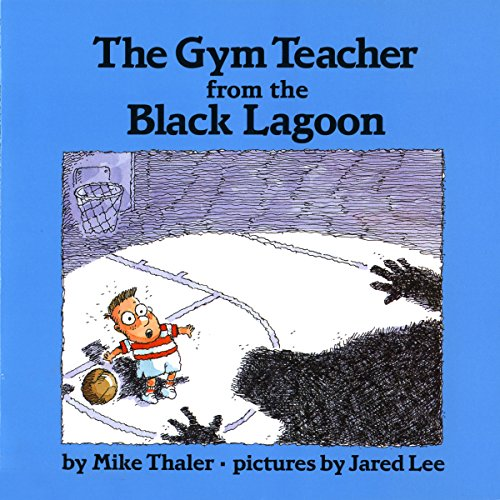 The Gym Teacher from the Black Lagoon audiobook cover art