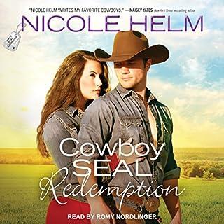 Page de couverture de Cowboy SEAL Redemption