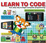 Learn to Code Kit (4 Books and Downloadable App): Fun, Easy Way to Begin Computer Programming