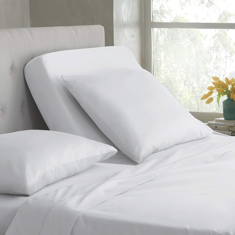 Top Split-King: Adjustable King Bed Sheets Sheet - Set Max 81% OFF Fresno Mall 4PC