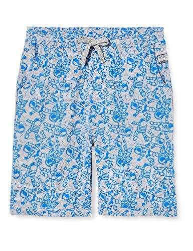 Mexx Jungen 951016 Shorts, Mehrfarbig (Allover Print 318803), 152 (Herstellergröße: 146-152)