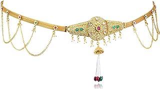 LELSYI Gold Plated Wedding Jewellery Kamarband for Women