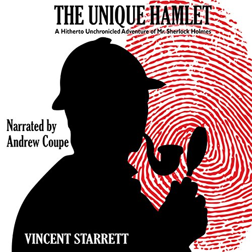 The Unique Hamlet audiobook cover art