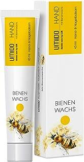 4 für 3 Aktion UMIDO Hand- und Nagelbalsam Set 45 ml Bienenwachs | 4 Stück zum Preis für 3 Stück | Handlotion | Handcreme | Pflegecreme | Lotion | Hautpflege | Handcreme Set