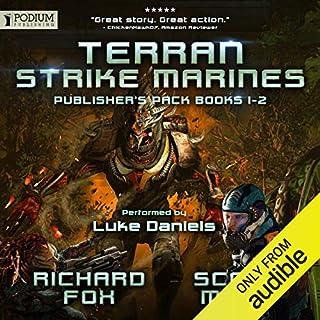 Terran Strike Marines: Publisher's Pack cover art