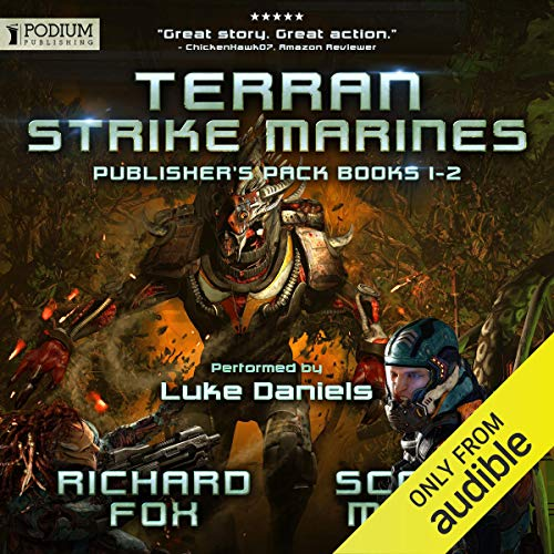 Terran Strike Marines: Publisher's Pack Titelbild