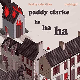 Paddy Clarke Ha Ha Ha cover art