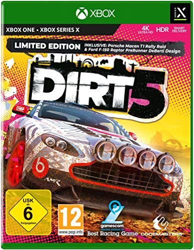 DIRT 5 Limited Edition (Xbox One)