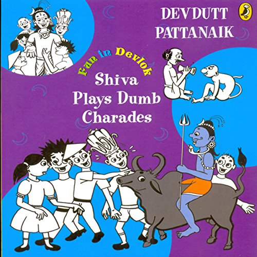 Shiva Plays Dumb Charades audiobook cover art
