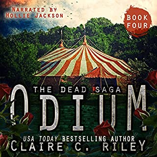 Odium IV audiobook cover art