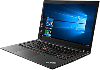 2018 Lenovo ThinkPad T480s Windows 10 Pro Laptop - Intel Core i7-8650U, 16GB RAM, 500GB SSD, 14
