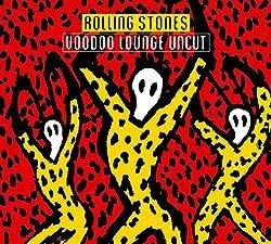 Voodoo Lounge Uncut Live) 2cd/1blu