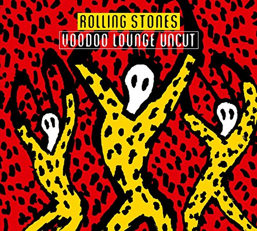 Voodoo Lounge Uncut (B.Ray+2Cd)