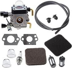 power trim edger carburetor