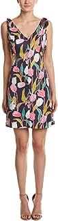 Donna Morgan Women's Tulip Print Dress
